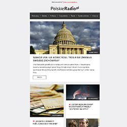 Newsletter Polskie Radio
